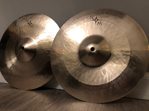 "12"" Modern Angel Hi Hats"