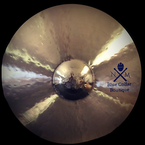 "14""  Blue Collar Boutique Hi Hats"
