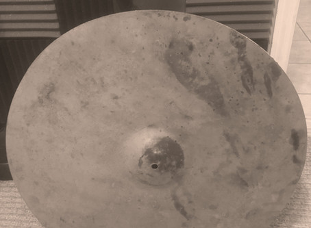 A Cymbal Goes Around The World