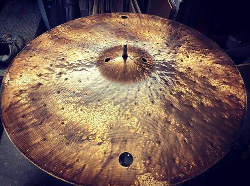 "21"" Custom Shop Dirty Angel Dry"