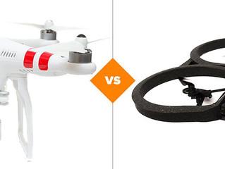 Phantom ou Parrot: veja qual é o drone mais 'top' do mercado