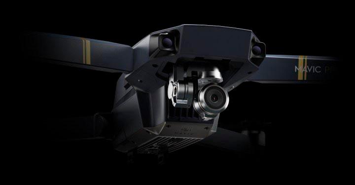Drone com Câmera - Mavic