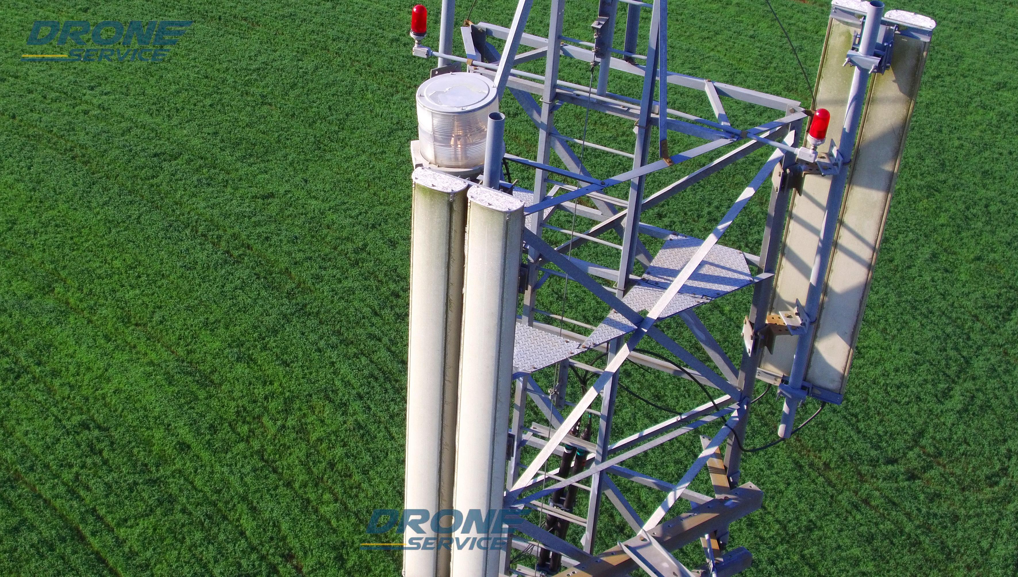 Inspeções em torres de telefonia
