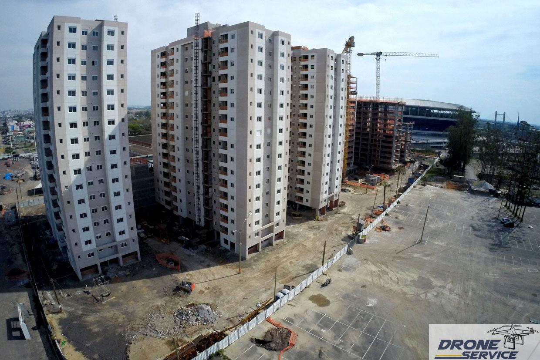 FILMAGENS COM DRONE - Imobiliário