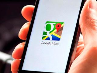 Novo recurso do Google Maps permite calcular rotas de carro sem internet
