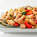 Stir-fry with Cashew and Thai Sauce