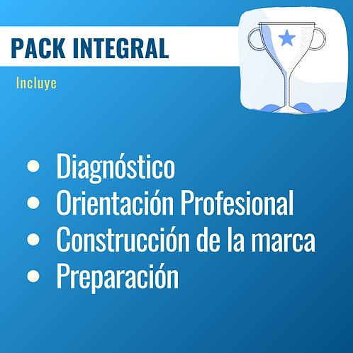 PACK INTEGRAL DE MARCA PERSONAL