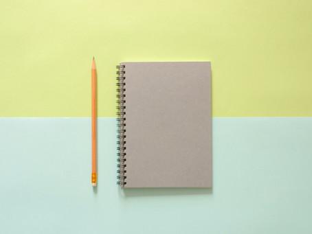 Como manter um diário de bordo me fez um professor mais autoconsciente
