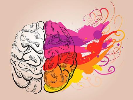 A diferença entre o pensamento difuso e focado e, porque ela é importante para estudantes de língua