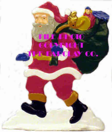 GF-001: Santa Claus