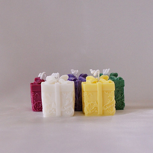 Gift Box Candles (5 set)
