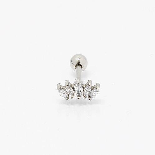 Crown Cubic Piercing