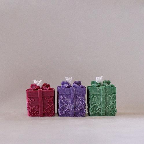 Gift Box Candles (3 set)