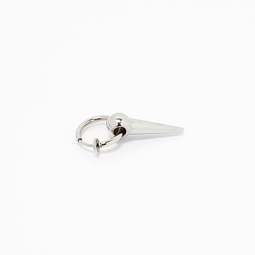 Cone-shaped Clip-on Earring