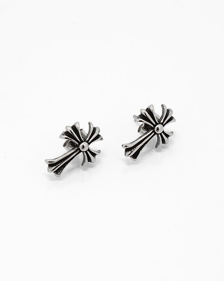 ANTIQUE CROSS STUDS
