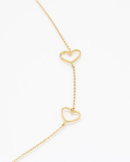 LOVE NECKLACE (925 SILVER)