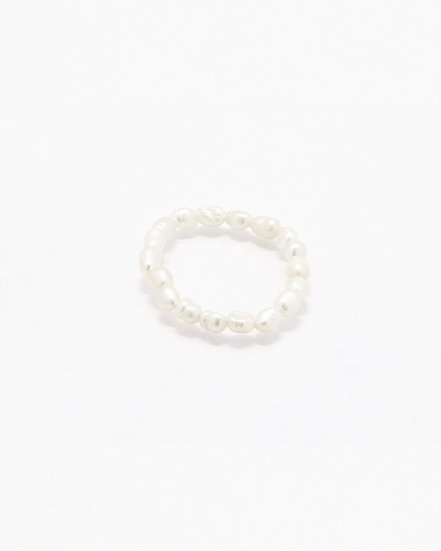 PEARL BEADS RING