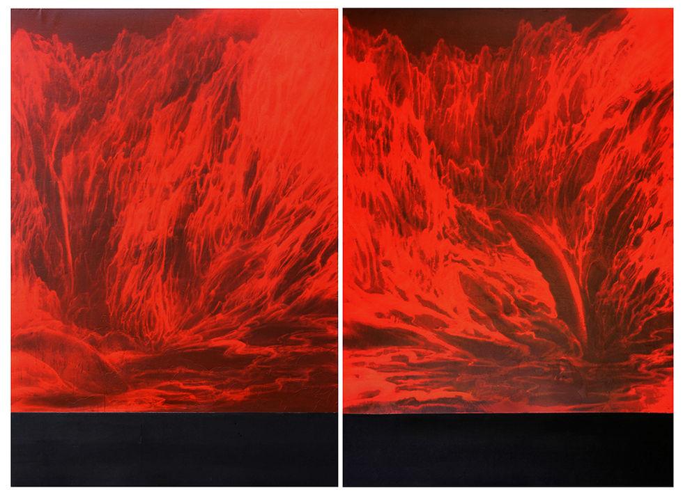 s_5) MæSS_sansoogyul 1204 (red2), 195x13
