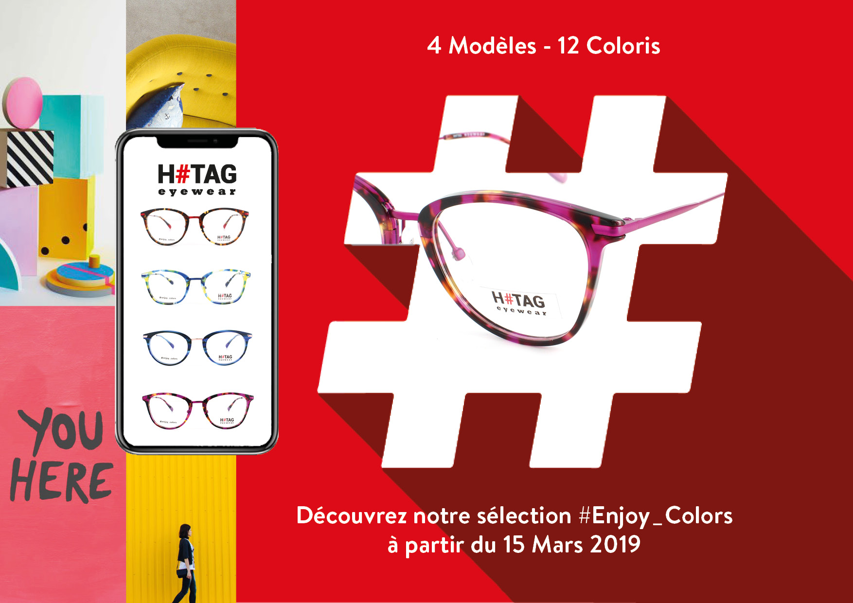 Newsletter #Enjoy_Colors mars 2019