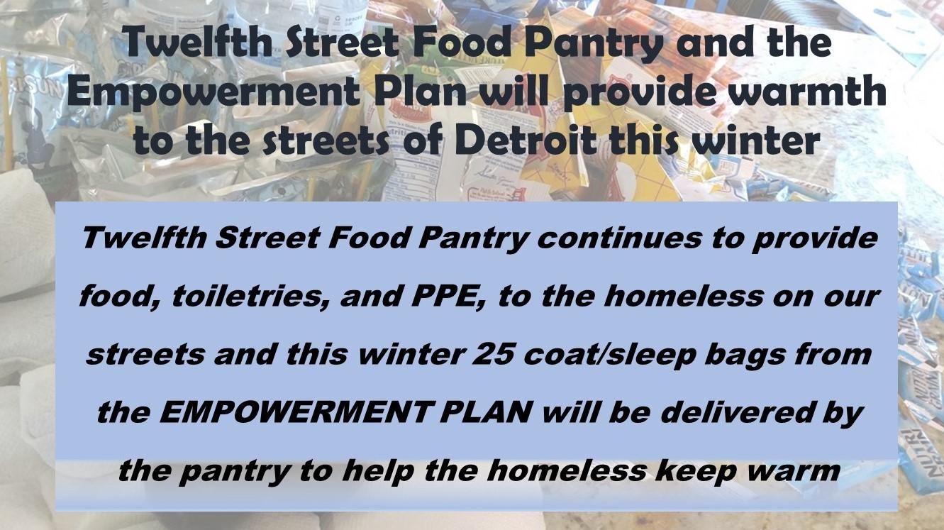 Twelfth Street Food Pantry is feeding th