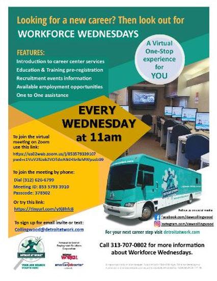2021_Workforce Wednesdays  flyer_Adjuste