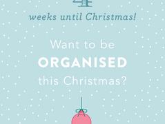 4 weeks until Christmas!