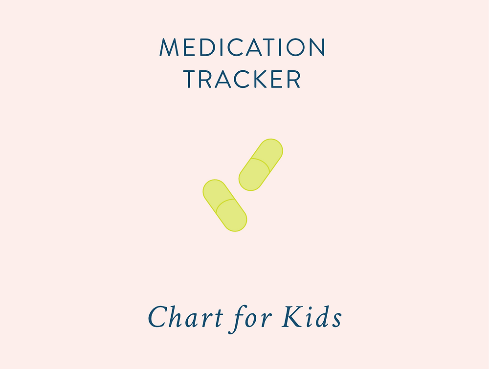 Medication Tracker for kids