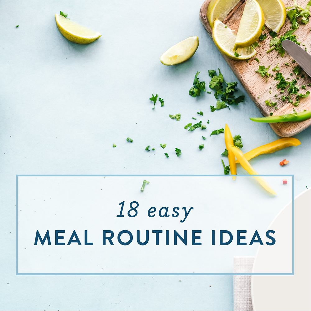 Meal theme ideas list