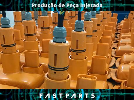 Produzir peças plásticas em baixa escala é possível?