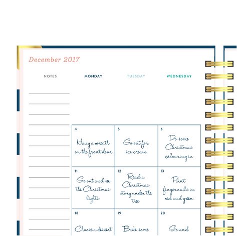 Create Your Own Personalised Advent Calendar Australian 2018