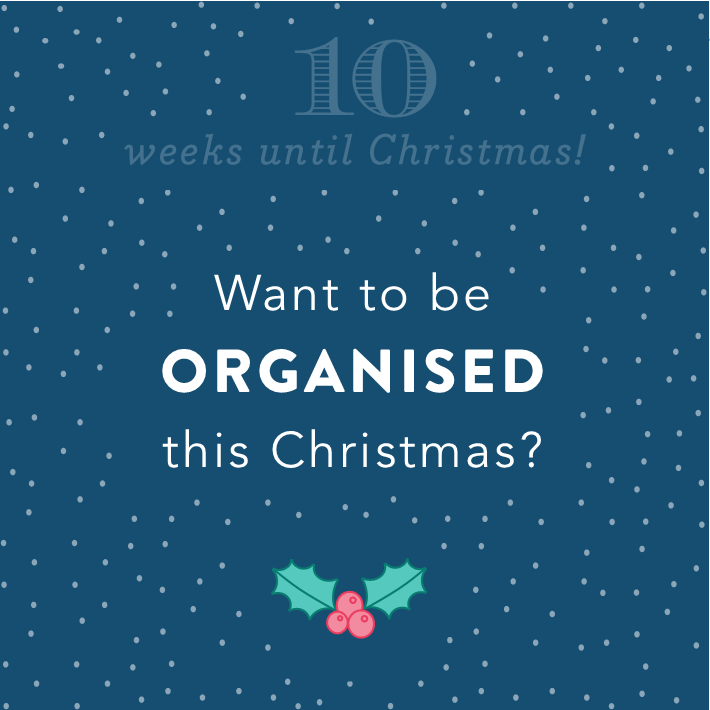 Christmas Countdown - 10 weeks to go