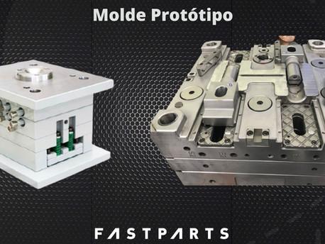 Quais as vantagens de fazer um Molde Protótipo?