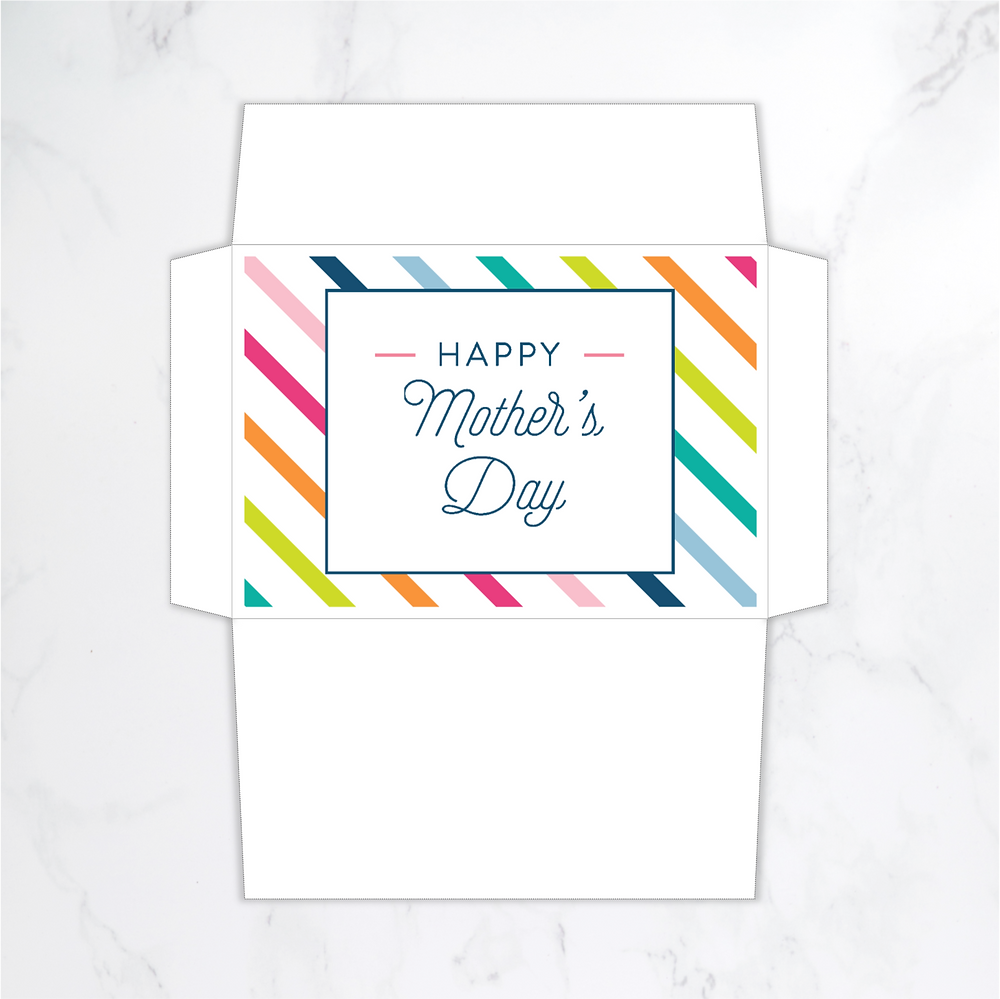 DIY printable Mothers Day coupons