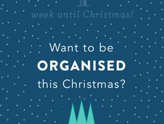 1 week until Christmas!