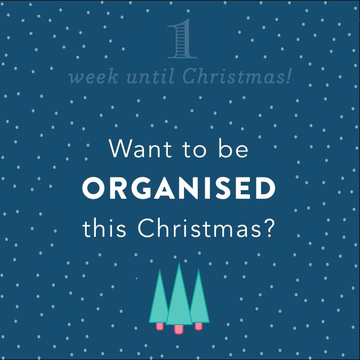 Christmas Countdown: 4 weeks until Christmas