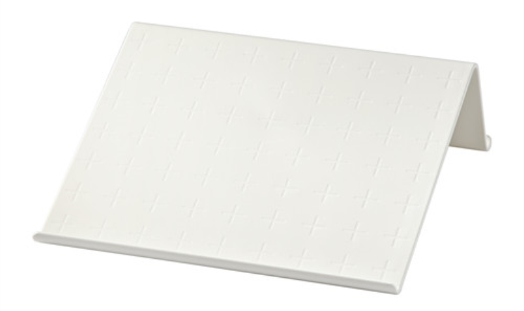 IKEA Isberget tablet stand, white