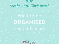 5 weeks until Christmas!