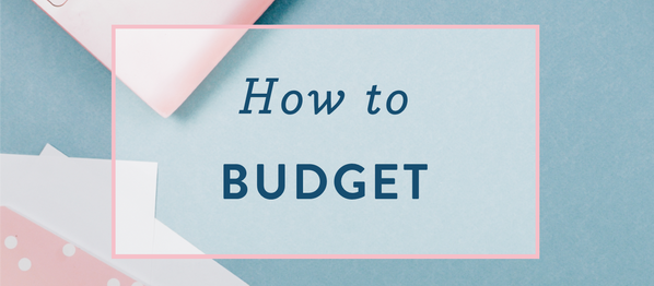 How to budget {and some free printables}