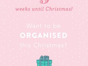 9 weeks until Christmas!
