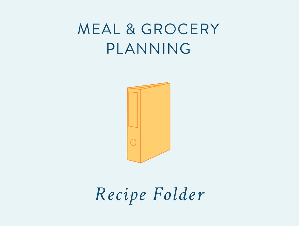 Grocery Lists & Food Staples