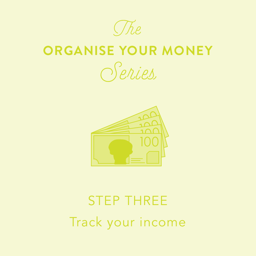 Organise Your Money Series: Step Two