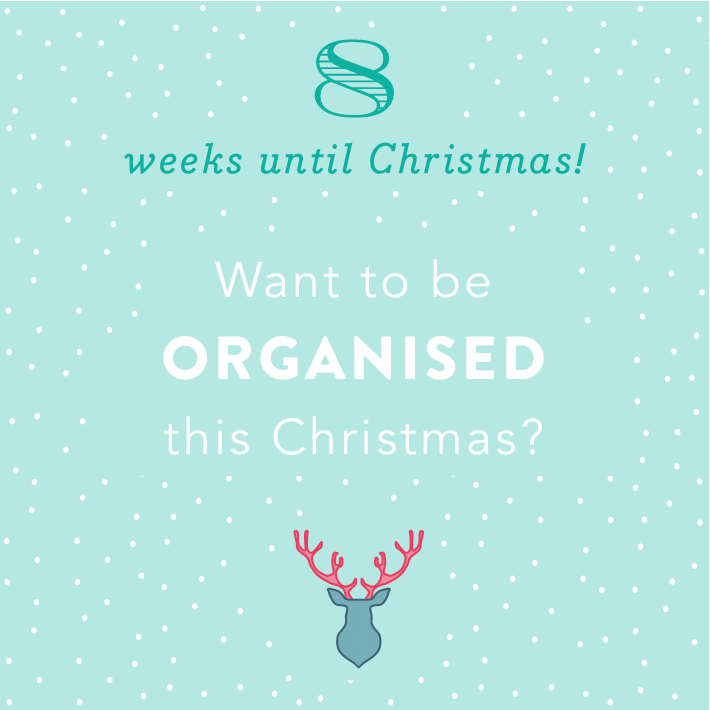 Christmas Countdown - 8 weeks to go