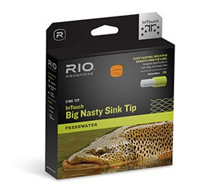 Rio InTouch Big Nasty 4D Sink Tip F / H / I / S3