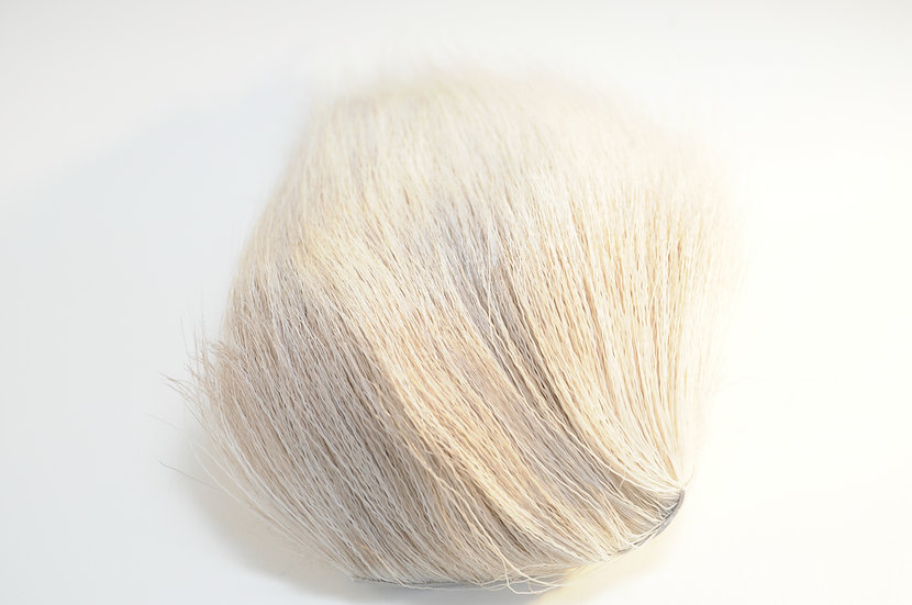 Caribou Body Hair Natural