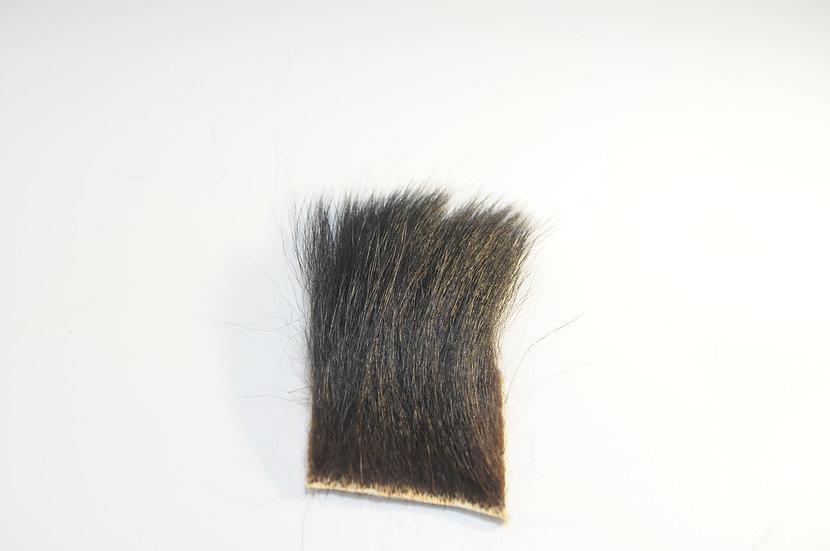 Black Bear Premium Wing Fur