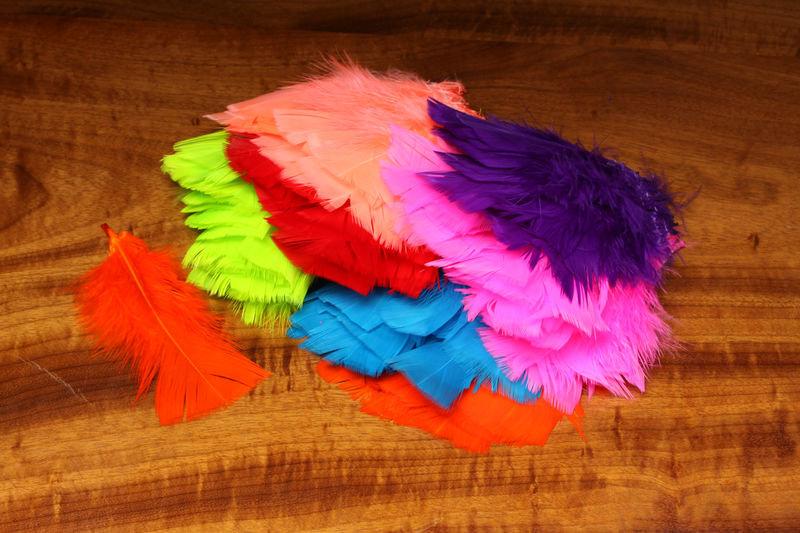 Intruder Prop Feathers