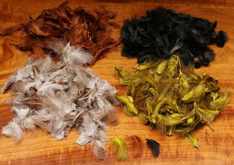 Premium Hungarian Partridge Feathers