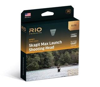 RIO Elite Skagit Max Launch Shooting Head