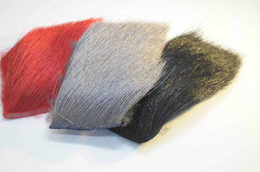 Bull Elk Dyed Colors