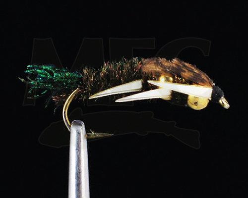 Double Bead Peacock Stone